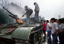 Важнейший урок Тяньаньмэня: безжалостно и... малой кровью