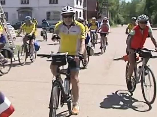 В Тутаеве стартовал французский велопробег