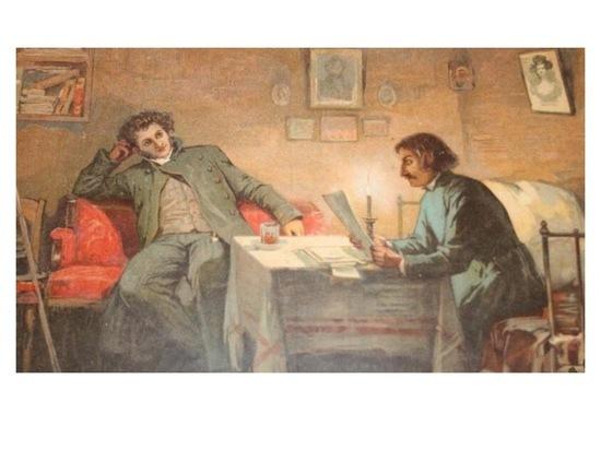 В Серпухове всем желающим расскажут историю знакомства Гоголя и Пушкина
