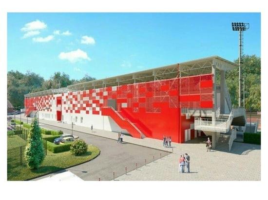 В Серпухове масштабно обновят стадион «Спартак» в рамках государственной программы