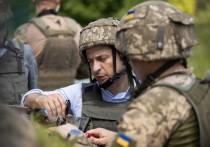 Зеленский обвинил Россию в агрессии после гибели украинских военных
