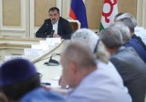 В Ингушетии приостановили снос бараков переселенцев из Чечни и РСО-А