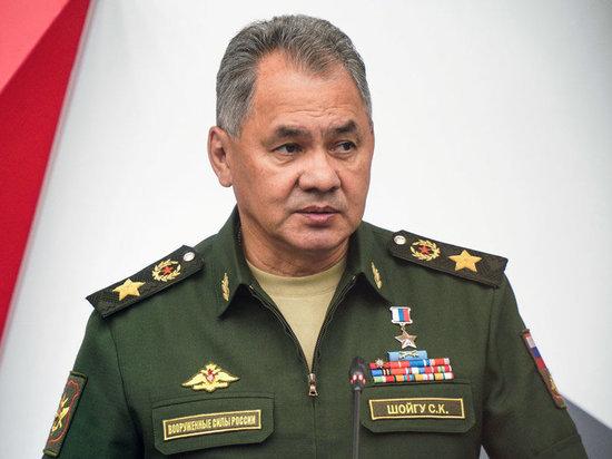 Шойгу заявил о напряженной обстановке на границе СНГ