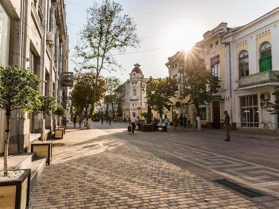 В России появится три «симферопольских» улицы