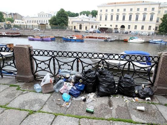 Санкт-Петербург выпал из десятки самых чистых регионов