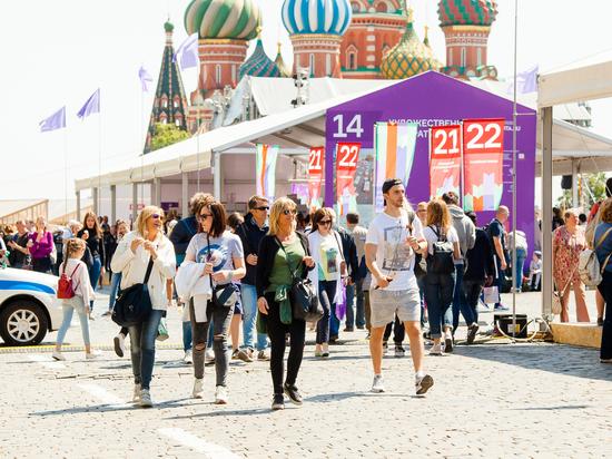 Пушкинский праздник на «Красной площади»