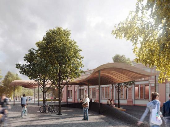 Проект победил в конкурсе на создание комфортной среды в малых городах