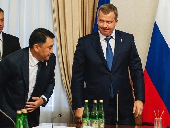 Хронология ухода Сергея Морозова с поста губернатора Астраханской области