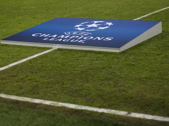 УЕФА выложил видео четырех лучших голов Лиги чемпионов