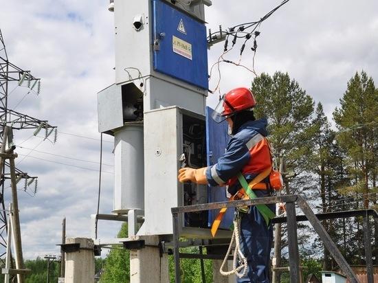 За 4 месяца Кировэнерго отремонтировал 745 км линий электропередачи