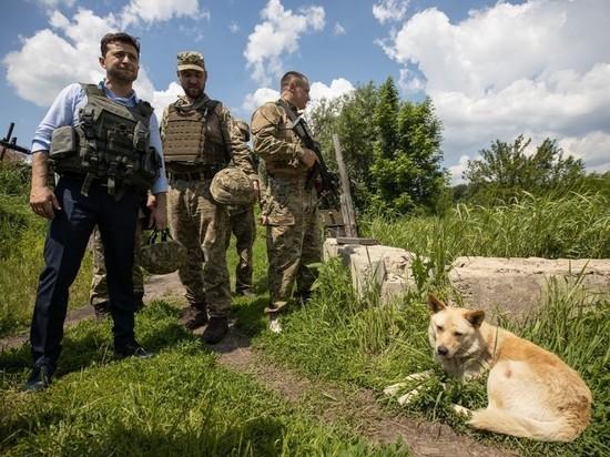 После обострения на Донбассе эксперты рассказали о «молодежных понтах» Зеленского