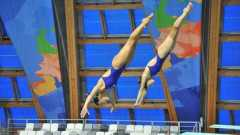 Кристина Ильиных - чемпион России по прыжкам в воду