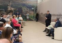 Андрей Бочаров провел рабочую встречу с членами инициативной группы