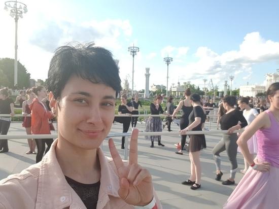 Жительница Владимира побывала на мастер-классе Николая Цискаридзе
