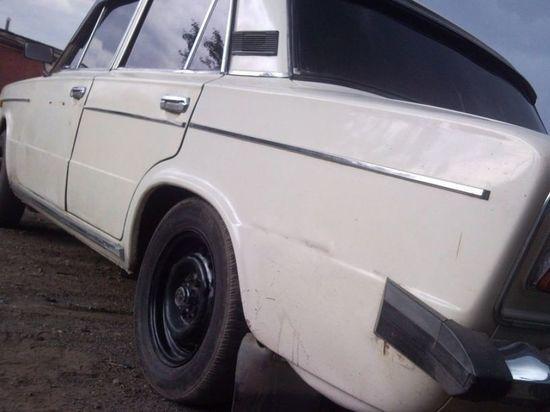 14-летние подростки в Калмыкии угнали автомобиль