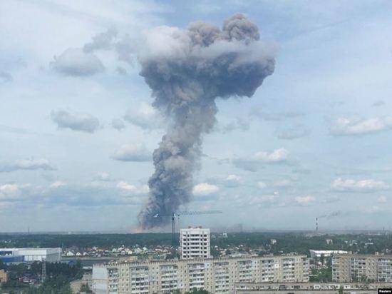 Число пострадавших при взрывах в Дзержинске составило 116 человек