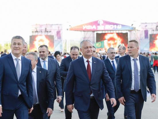 Игорь Додон: «Нужно продвигать положительный имидж Молдовы»