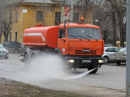 Уфа получила четыре уборочных машины