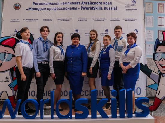 Алтайский государственный колледж готовит кадры в сотрудничестве с работодателями