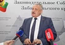 Михайлов назвал поведение КПРФ в Заксобрании «по-детски наивным»