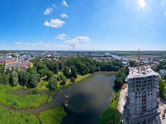 В Калининграде Ялтинский пруд доведён до критического состояния