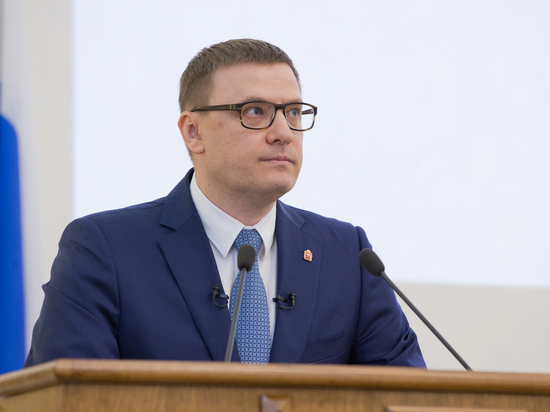 Реновация области: глава региона Алексей Текслер выступил перед депутатами Заксобрания