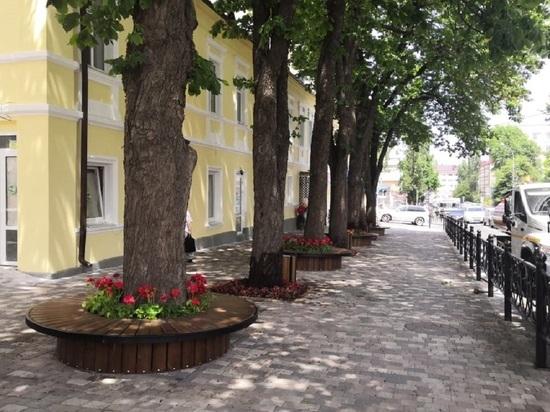Цветочный павильон на Ленина-Пушкина в Ставрополе заменит зона отдыха