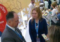 Нинель Салагаева объяснила, зачем Псковская область участвует в ПМЭФ