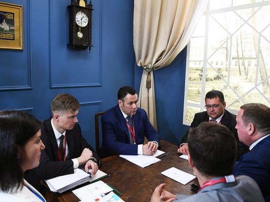 Крупный инвестор планирует построить фермы в Тверской области