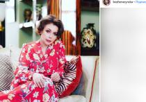 Бывшая жена Малашенко обвинила Божену Рынску в краже ковра