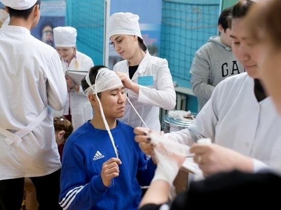 В калмыцких больницах ждут молодых специалистов