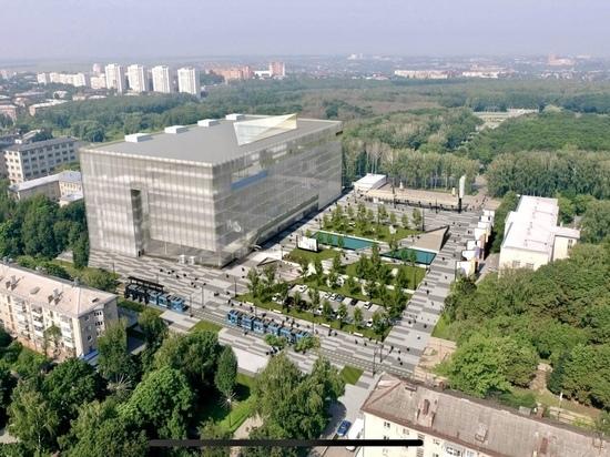 Тульский Градсовет одобрил строительство аквапарка на площади Искусств