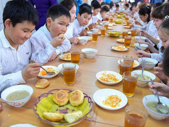 Калмыцким многодетным семьям увеличат выплаты на питание детей