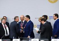 ПМЭФ-2019: 40 млрд рублей по инвестпроектам обсудила Тверская область в первый день