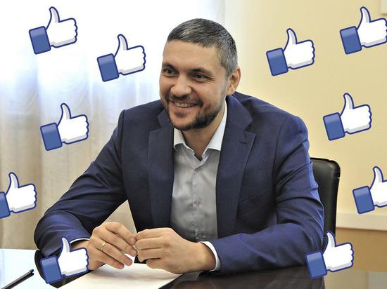 «Залайкали»: соцсети отправили Осипова на выборы губернатора Забайкалья