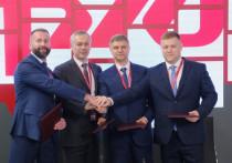Губернатор подписал на ПМЭФ пакет соглашений