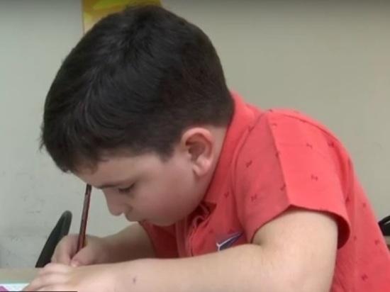Маленький гений из Северной Осетии победил в международной олимпиаде