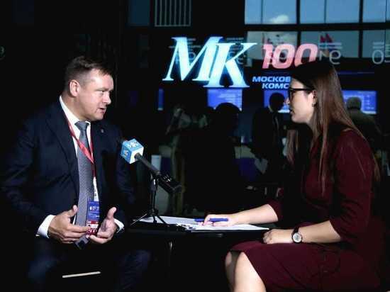 Губернатор Рязанской области Николай Любимов: «Вовлекаем людей в ответственную работу над проектами»