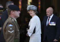 В пятницу, 7 июня, Тереза Мэй официально уйдет с поста лидера Консервативной партии Великобритании