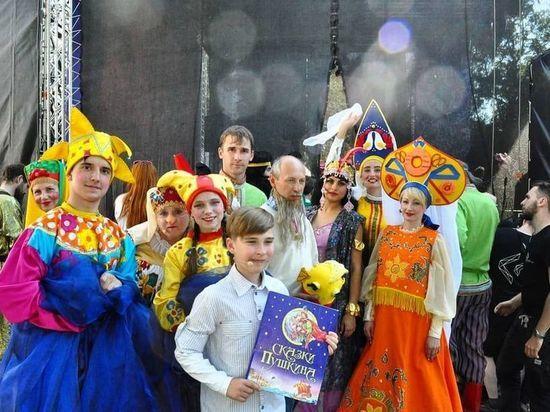 Серпуховичей отметили на театральном фестивале в честь дня рождения А.С. Пушкина