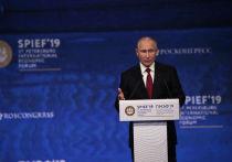 Владимир Путин оценил работу Зеленского на посту президента Украины