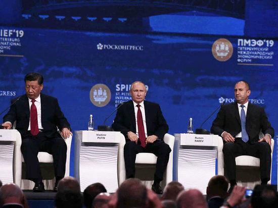 Путин напомнил бизнесменам про заповедь «Не воруй»
