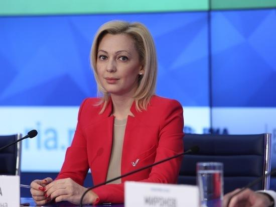 Соцработников Ставрополья поздравила Ольга Тимофеева