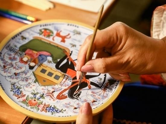 Уникальная выставка народных промыслов открылась в Волгограде