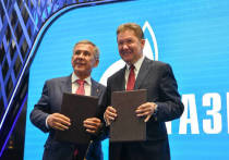 Комплекс по сжижению газа будет построен в Татарстане