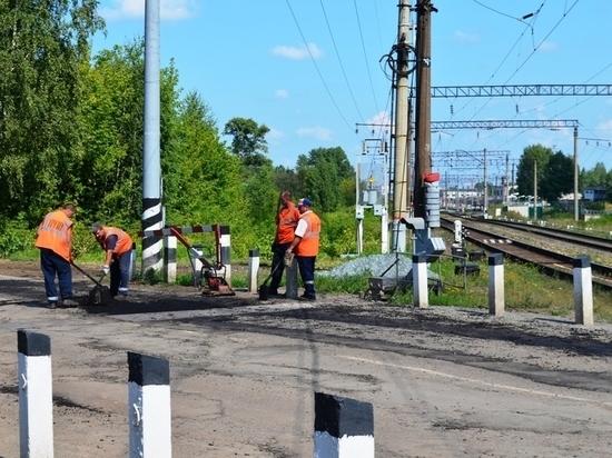 В Кирове проведут ремонт двух переездов
