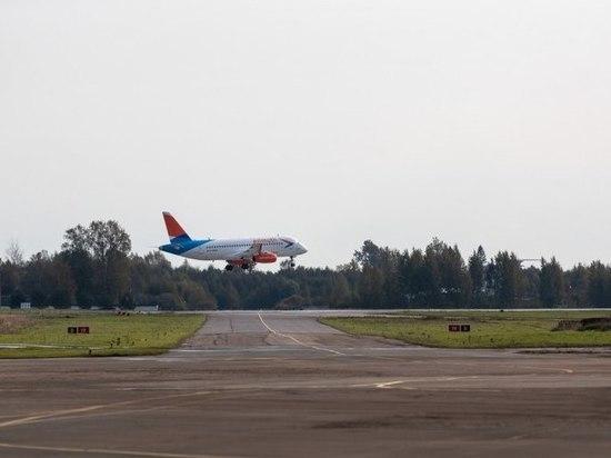 Самолёт из Пскова в Сочи начал летать дважды в неделю