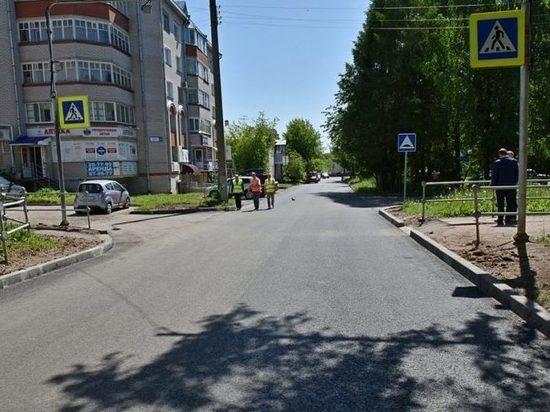 В Нововятске две улицы сдали в использование