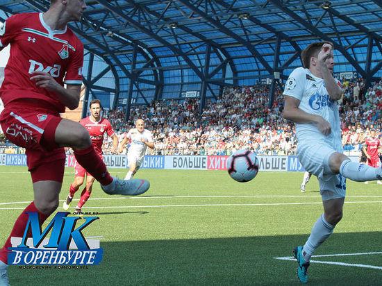 Футболисты «Оренбурга» будут проводить домашние матчи за 413 км от родной площадки