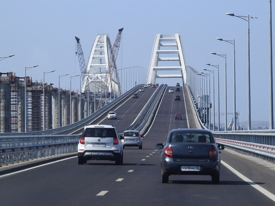 Делегацию из ЕС поразил Крымский мост